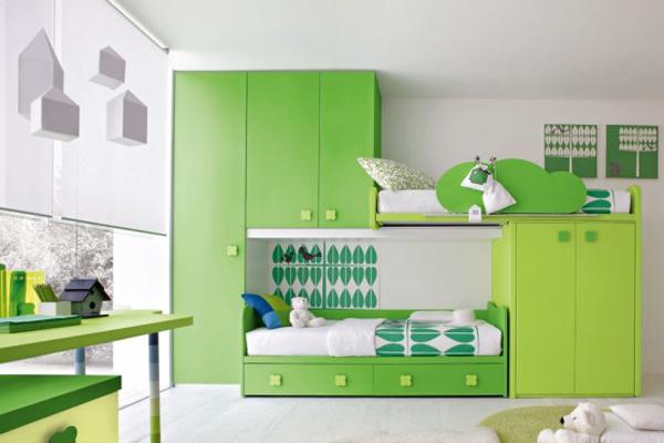 decoracion cuartos infantiles mixta