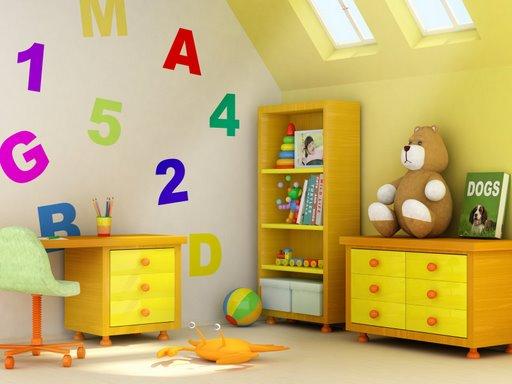 diseño infantil dormitorios