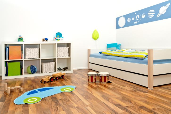 ordenación cuartos infantiles