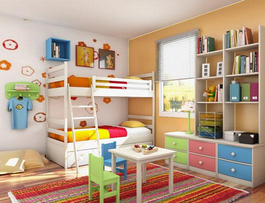 decoracion cuartos infantiles