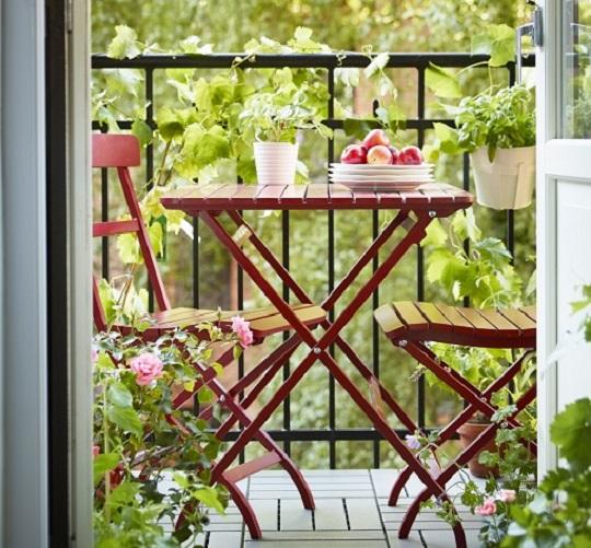 decoracion-de-balcones pequeños