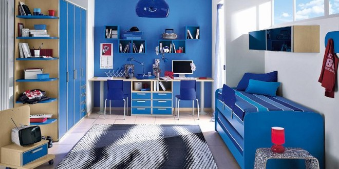 decoracion-de-dormitorios-para dos niños   Hoy LowCost