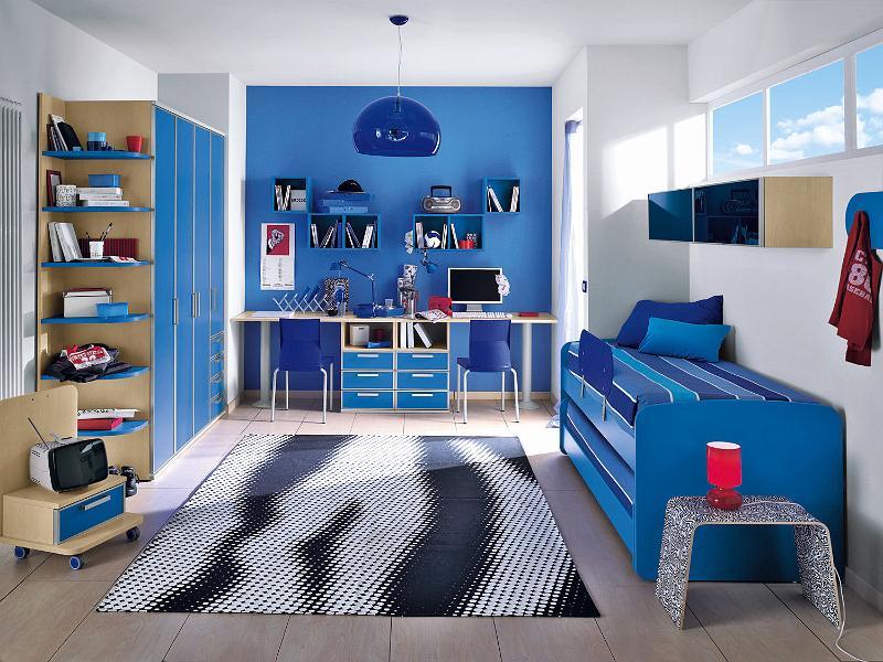 estantes seguros dormitorios infantiles