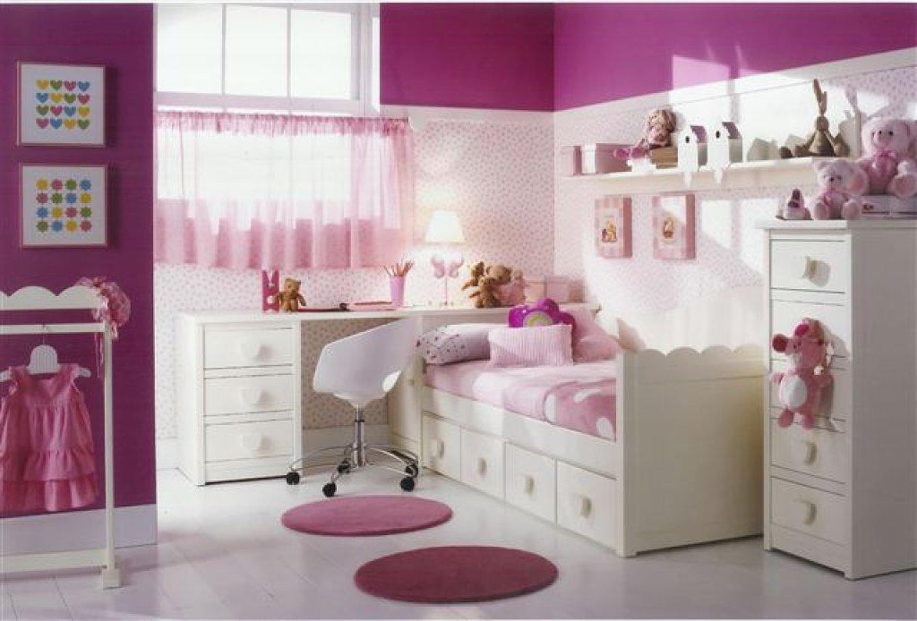 decoracion habitaciones para niñas