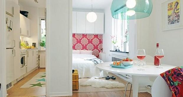 Decoracion mini apartamento hoy lowcost - Mini apartamentos ...