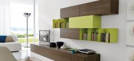 Muebles de salón baratos.  Decoración 2020