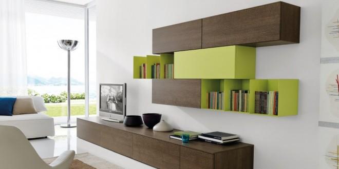 Muebles de salón baratos.  Decoración 2017
