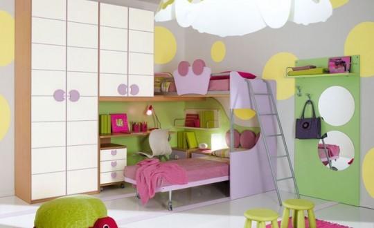 decoracion original cuarto infantil hoy lowcost
