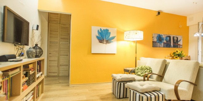 decoracion salon low cost amarillo hoy lowcost