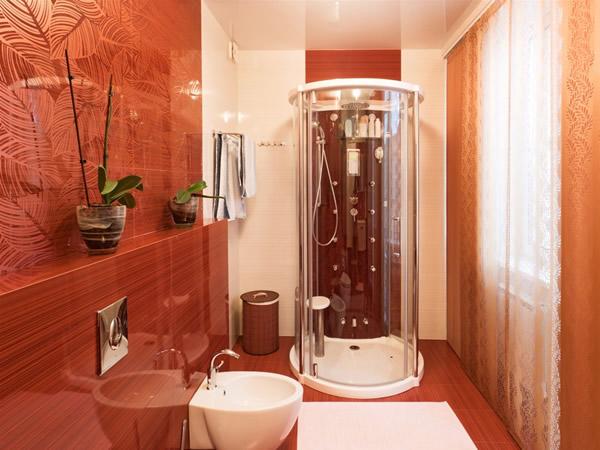 decorar baño pequeño en madera
