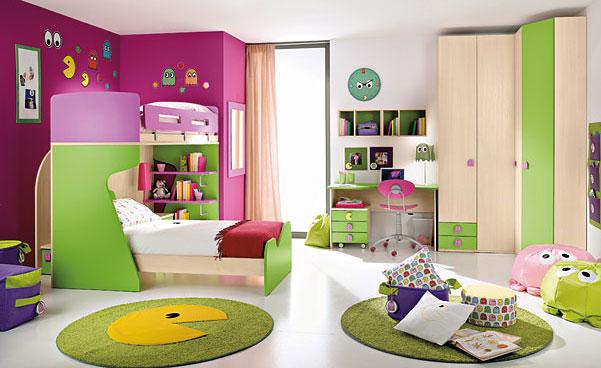 diseño decoracion cuartos infantiles