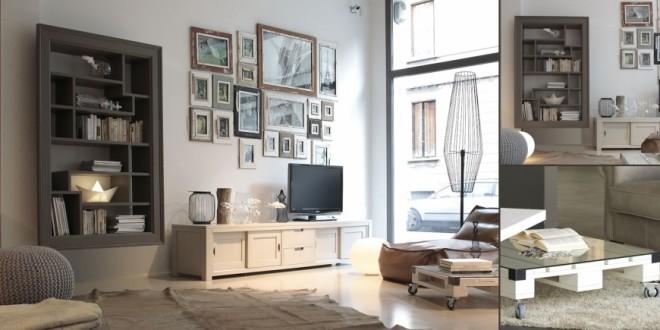 diseño elegante salon barato  Hoy LowCost