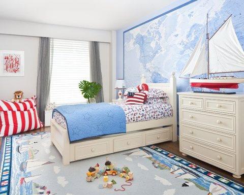 Decoracion De Cuartos Infantiles Un Reto Asequible Hoy Lowcost - Imagenes-habitaciones-infantiles