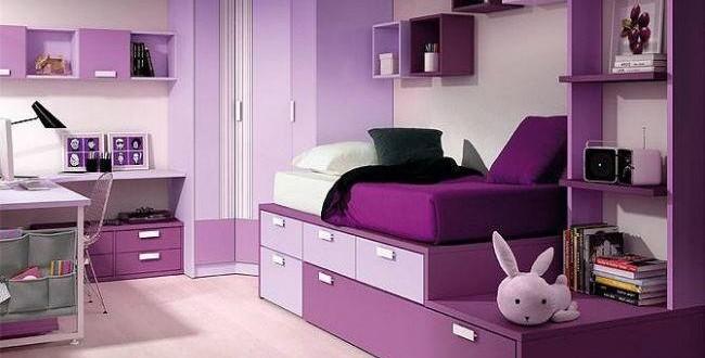 Dormitorio infantil doble de dise o hoy lowcost - Diseno dormitorios infantiles ...