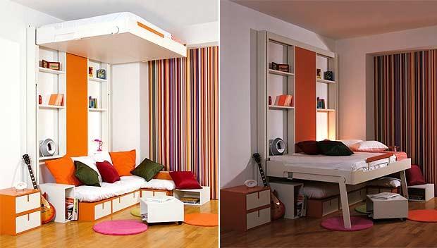 Como decorar espacios peque os trucos geniales hoy lowcost for Ambientes chicos