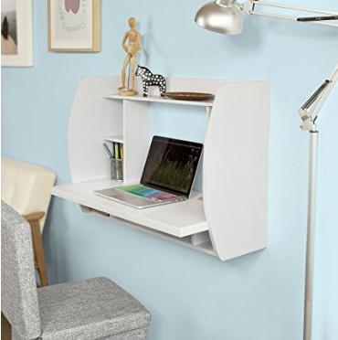 Como decorar espacios peque os trucos geniales hoy lowcost for Muebles de escritorio modernos para casa