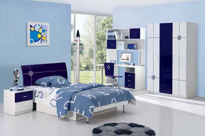 funcional dormitorio para niños