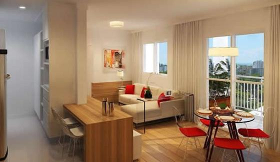 Como decorar espacios peque os trucos geniales hoy lowcost - Mesas comedor para espacios pequenos ...