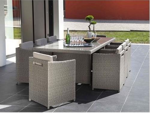 Muebles de dise o para terrazas hoy lowcost - Muebles de exterior de diseno ...