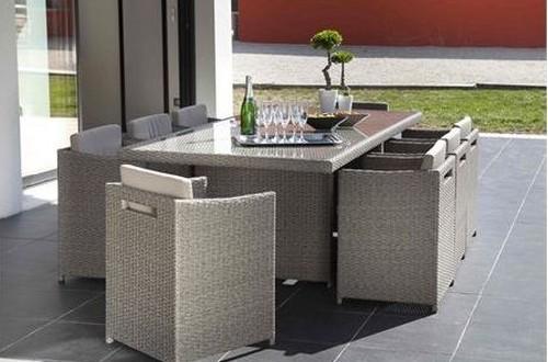 Muebles de dise o para terrazas hoy lowcost for Muebles terraza diseno