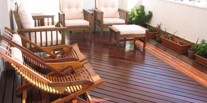 Muebles de exterior para terrazas hoy lowcost for Muebles terraza exterior