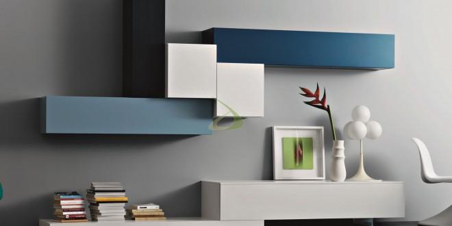 Muebles de salon baratos de colores hoy lowcost for Muebles de salon economicos