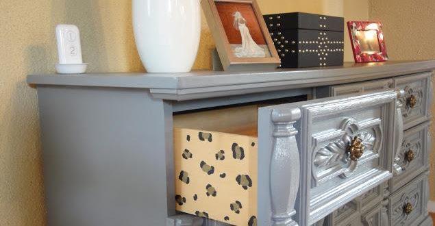 Muebles de salon clasico restaurados hoy lowcost - Muebles de salon clasico ...