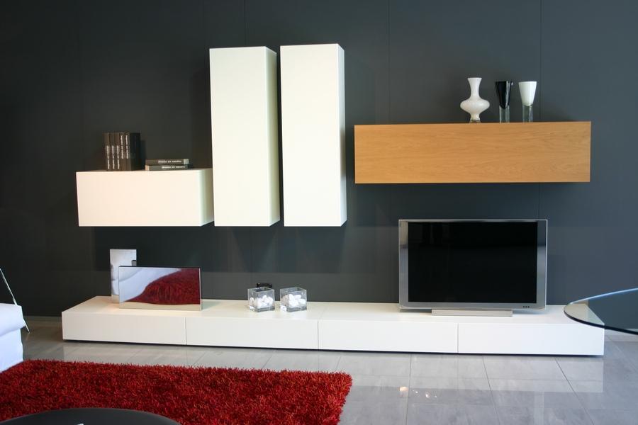 Muebles de salon modulares baratos hoy lowcost - Muebles para salon baratos ...
