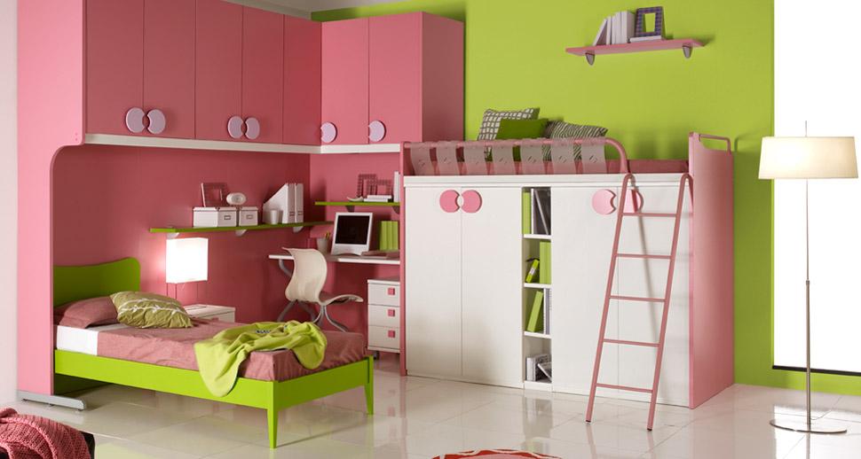 muebles decoracion para niñas