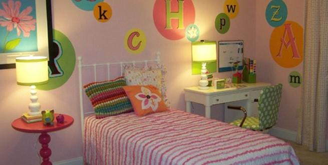 practica decoracion cuartos infantiles niña | Hoy LowCost