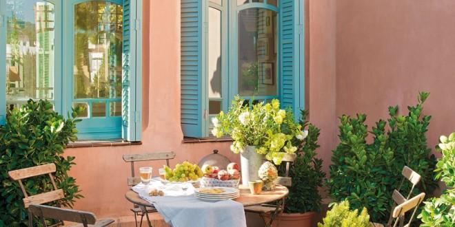 Suelo de madera para decoracion de terrazas y balcones for Decoracion de terrazas de madera