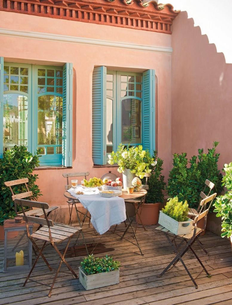 suelo de madera para decoracion de terrazas y balcones