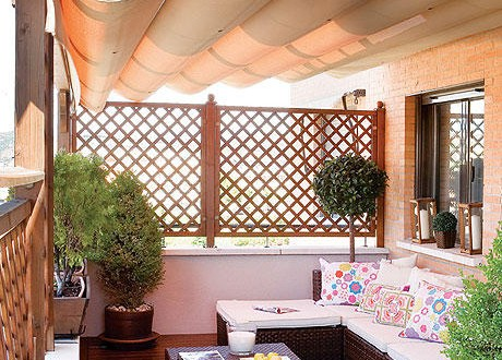 Hoy lowcost blog de ideas de decoraci n de interiores - Ideas decorar terraza ...