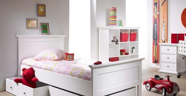 Dormitorio juvenil clasico hoy lowcost Dormitorio juvenil clasico