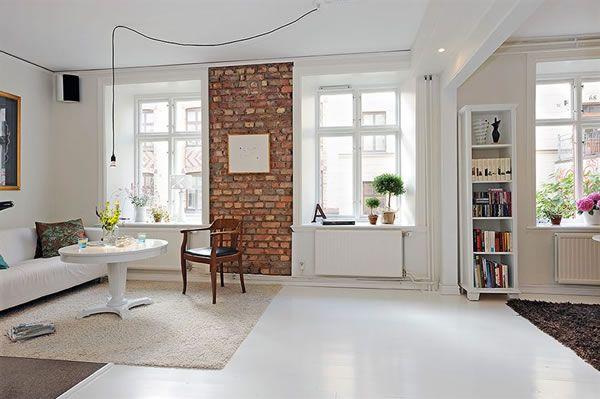casa pequeña combinacion estilos