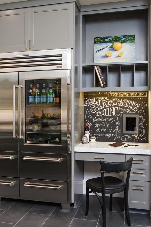 Cocinas modernas peque as estilos y dise os hoy lowcost for Departamentos pequenos lujosos