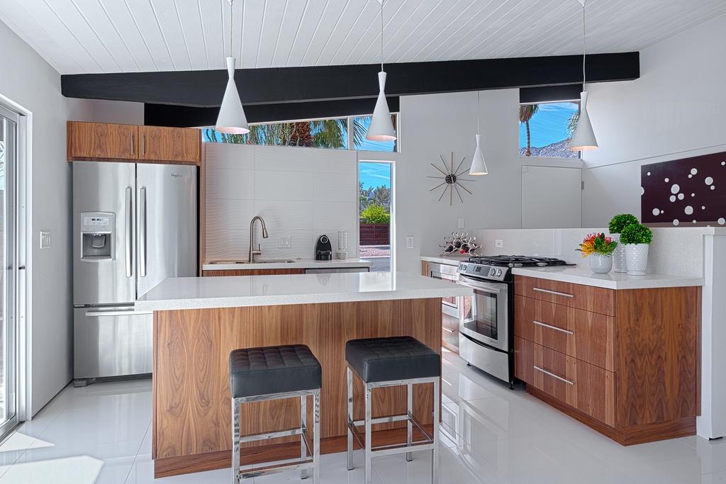 Cocinas modernas peque as estilos y dise os hoy lowcost for Cocinas pequenas para departamentos