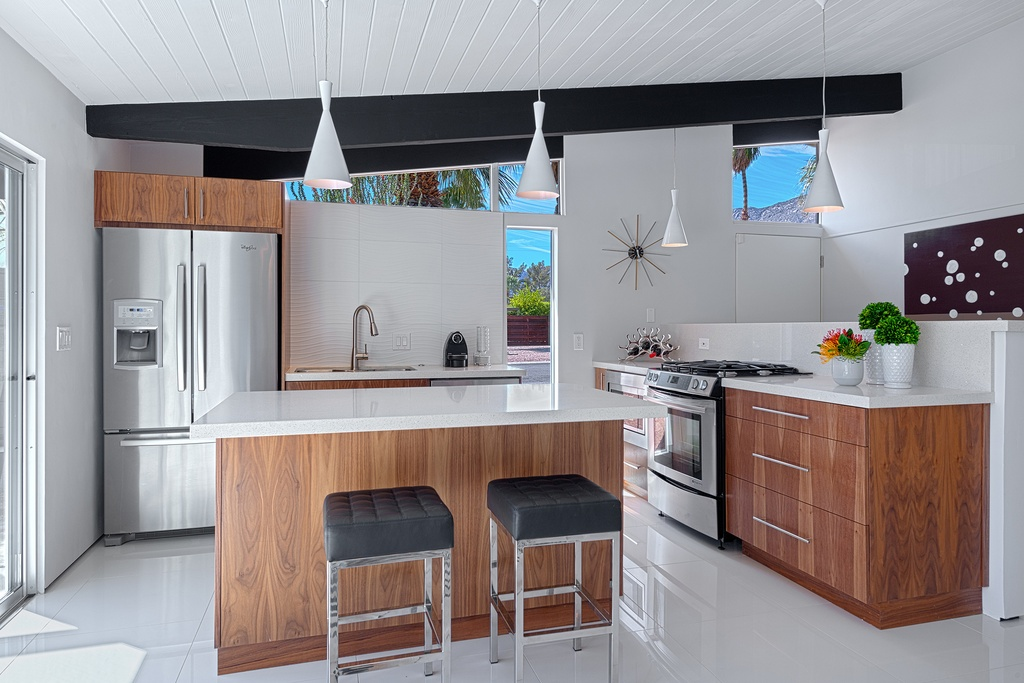 Cocinas modernas peque as estilos y dise os hoy lowcost for Cocinas modernas para apartamentos