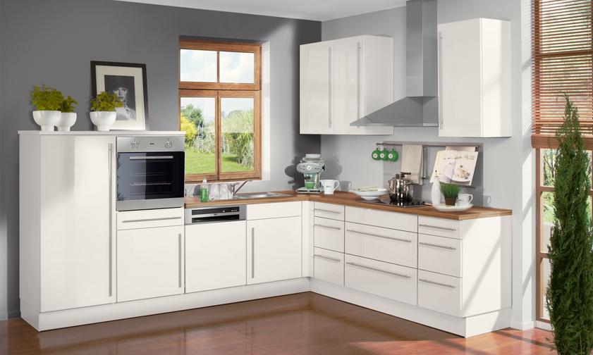 Cocinas modernas peque as estilos y dise os hoy lowcost - Colores recomendados para cocinas ...