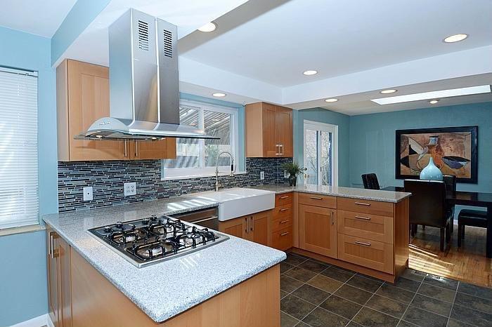 Cocinas modernas peque as estilos y dise os hoy lowcost for Cocinas para apartaestudios