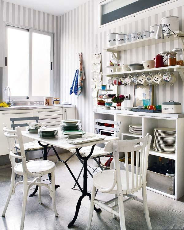 Cocinas modernas peque as estilos y dise os hoy lowcost - Estilos de cocinas ...