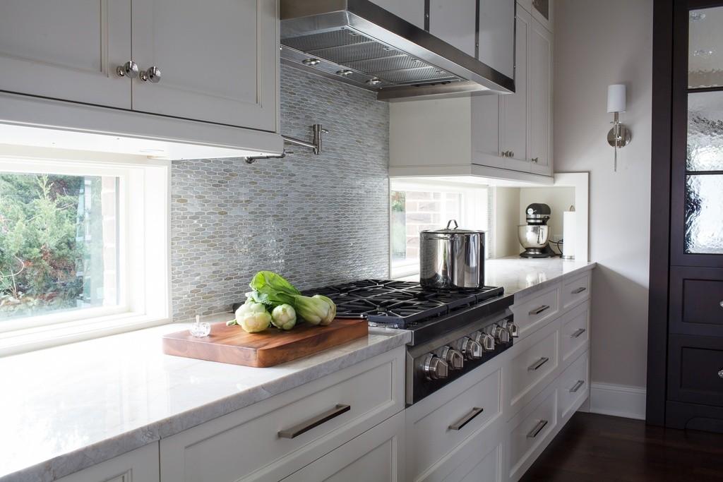cocinas modernas luz natural
