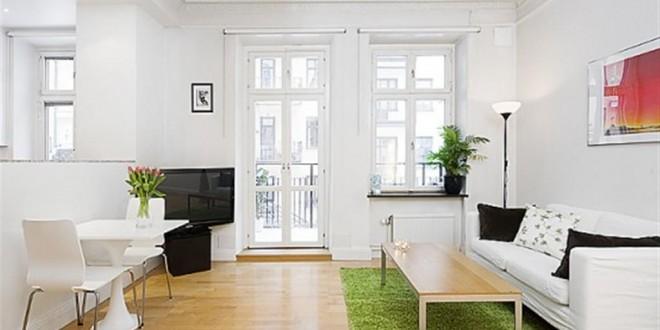 Colores para decorar casas peque as hoy lowcost for Colores para casas pequenas