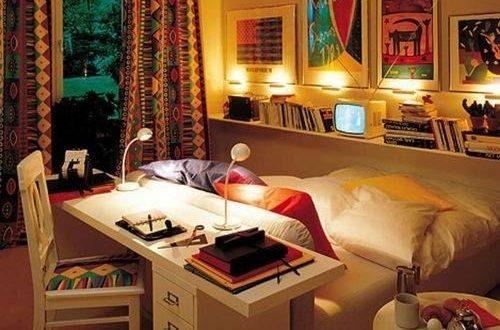 Como decorar dormitorios peque os hoy lowcost - Decorar dormitorios pequenos ...