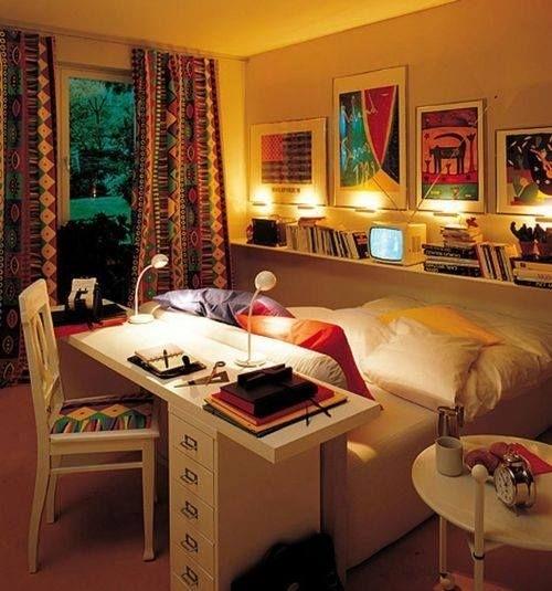 ideas decoracion dormitorios pequeños