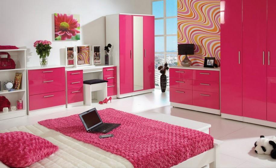 Decoración dormitorios para jovenes