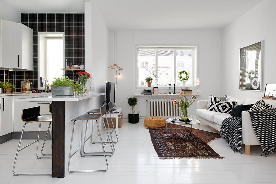 decoracion casa pequeña estilo moderno