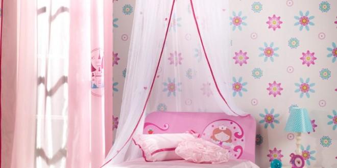 Decoracion cuarto de ni a estilo princesa hoy lowcost for Cuarto menguante para tener nina