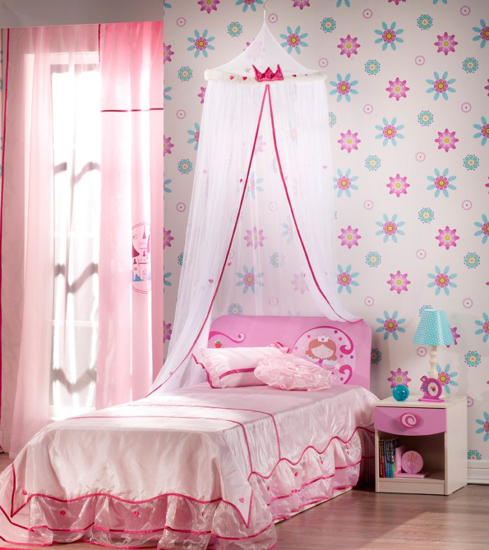 Como decorar el cuarto de una ni a 1001 ideas hoy lowcost for Cuartos decorados kawaii