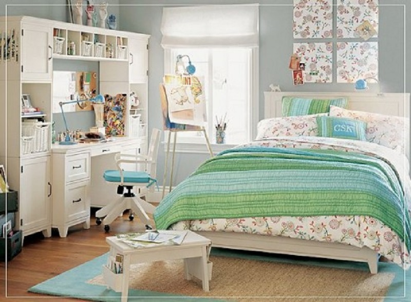Decoraci n de dormitorios juveniles paso a paso hoy lowcost for Decoracion cuartos juveniles